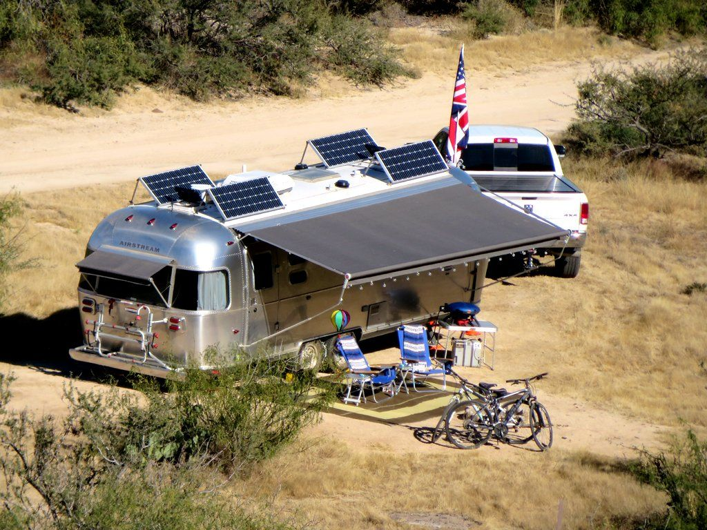 Airstream Solar Panels