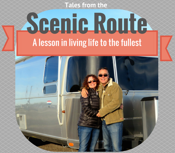 Tales from the Scenic Route: A Lesson in Living Life to the Fullest