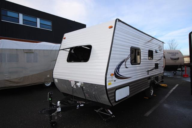 2016 FOREST RIVER VIKING 17FQ