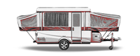 Triangle RV Folding Campers