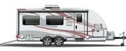 Triangle RV Toy Haulers