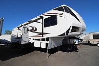 2011 DUTCHMEN VOLTAGE 5TH WHEEL/TOY HAULER 32 #C24273