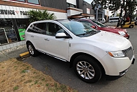2011 FORD LINCOLN MKX #24265B