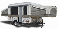 2013 VIKING TENT TRAILER 2108ST #24192A