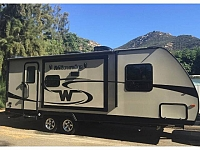 2016 WINNEBAGO MINNIE 2351DKS # 24270A