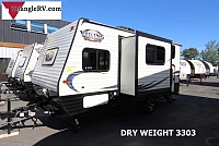 2018 FOREST RIVER VIKING 17BHS #24277