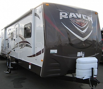 2012 WINNEBAGO RAVEN 3201 RB