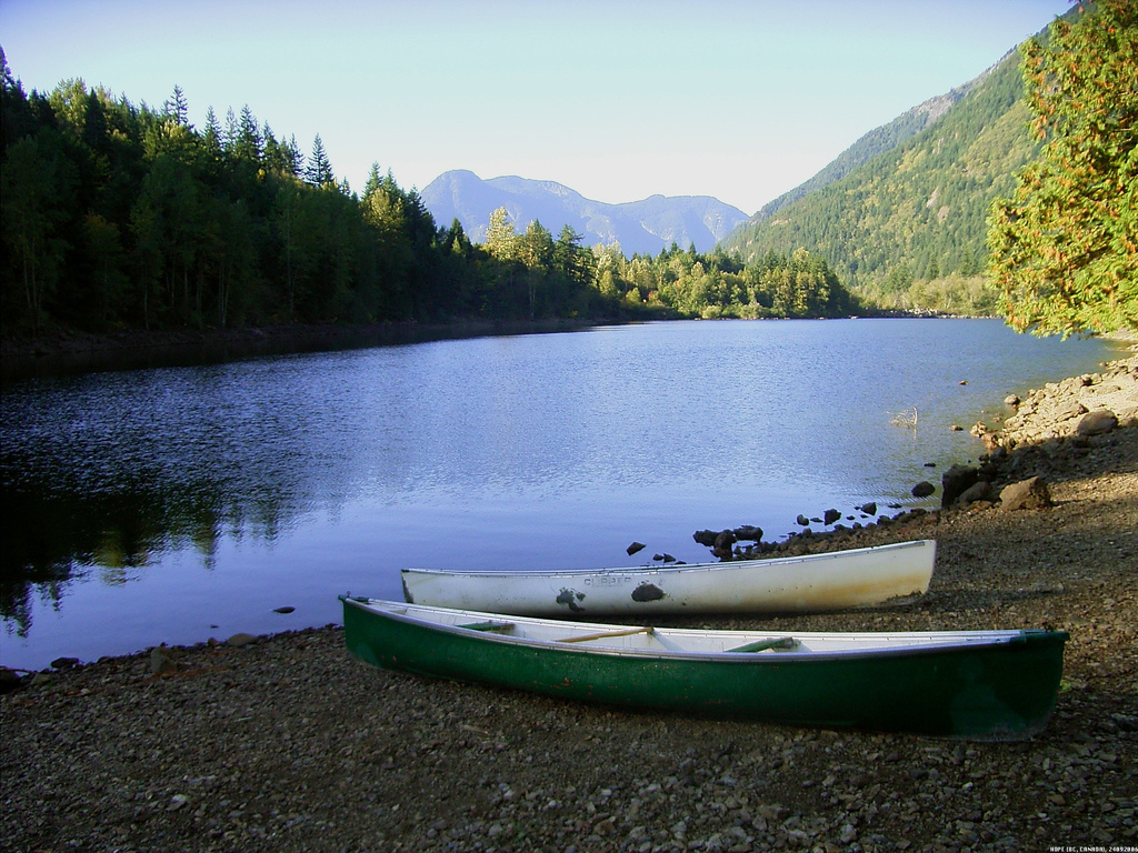 Top 10 Hikes in BC