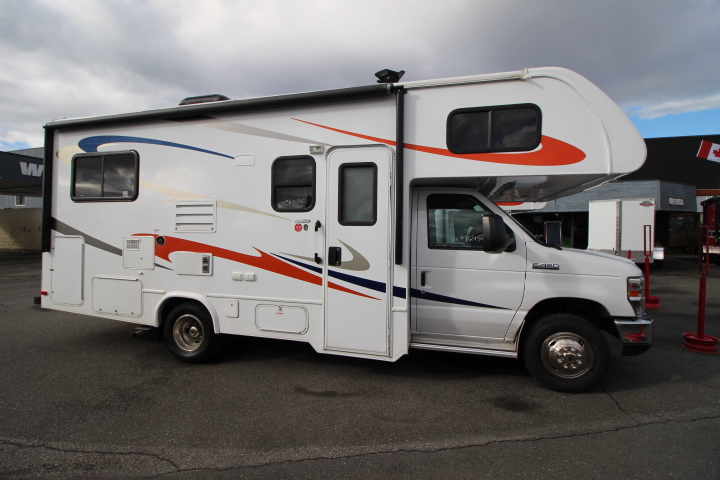 A cost effective way to enter the RV lifestyle.