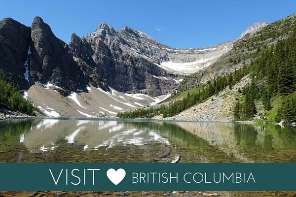 Visit British Columbia this Spring
