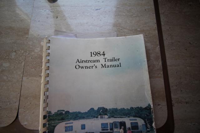 1984 AIRSTREAM TRAVEL TRAILER 30 #C24292