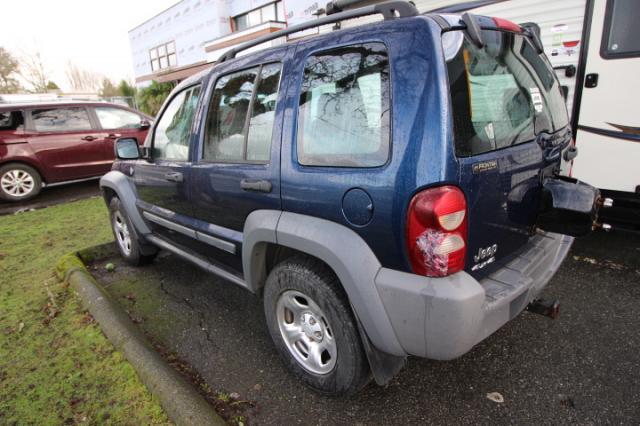 2005 jeep liberty 4x4 # c24478a