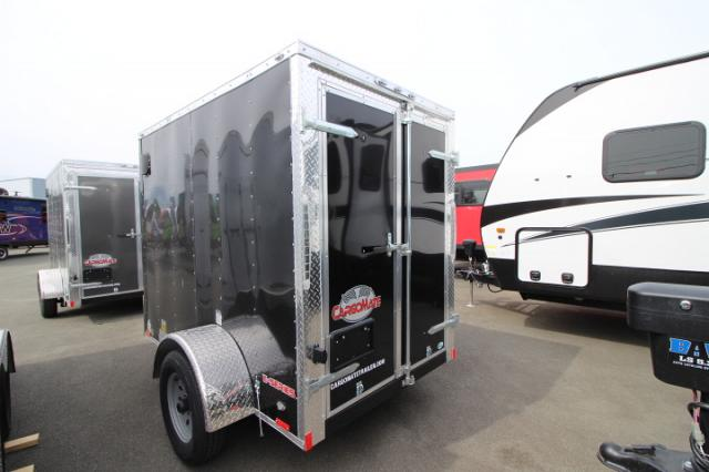 2018 FOREST RIVER CARGO MATE 5X8 ST#T481
