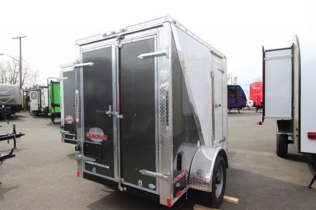 2018 FOREST RIVER CARGO MATE 5X8 ST#T487