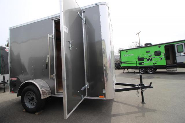 2018 FOREST RIVER CARGO MATE 6X10 #T483