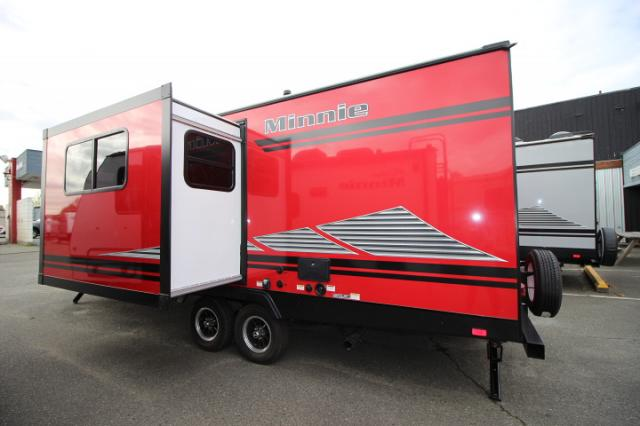 2019 WINNEBAGO MINNIE 2455BHS #R24461