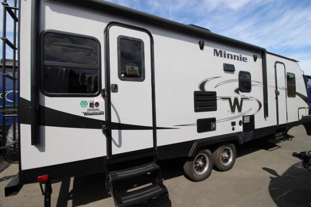 2019 WINNEBAGO MINNIE 2606RL #24397