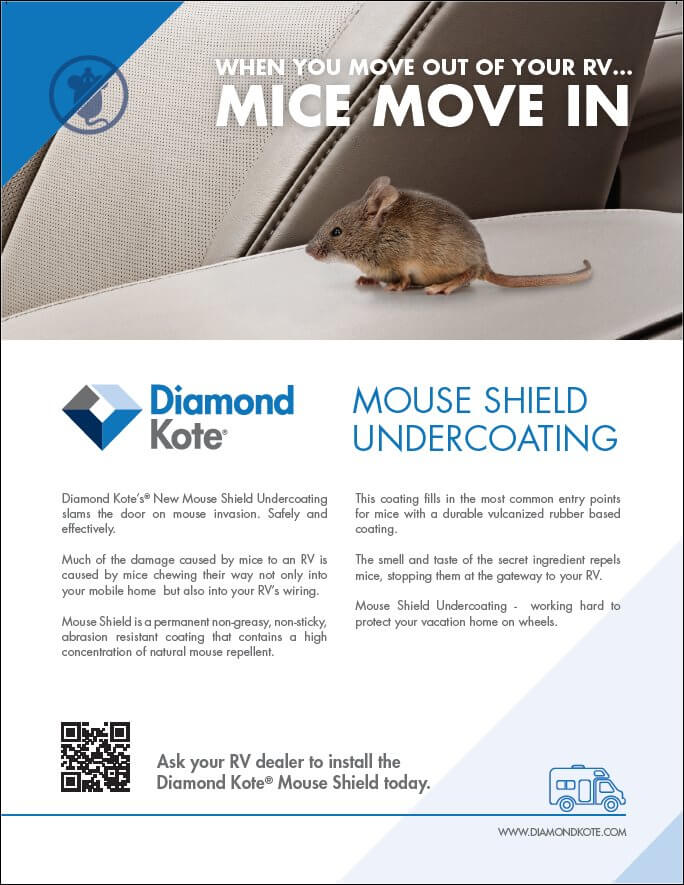 Diamond Kote Mouse Shield Protection