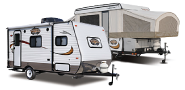 Coachmen Viking Travel Trailers Tent Trailers